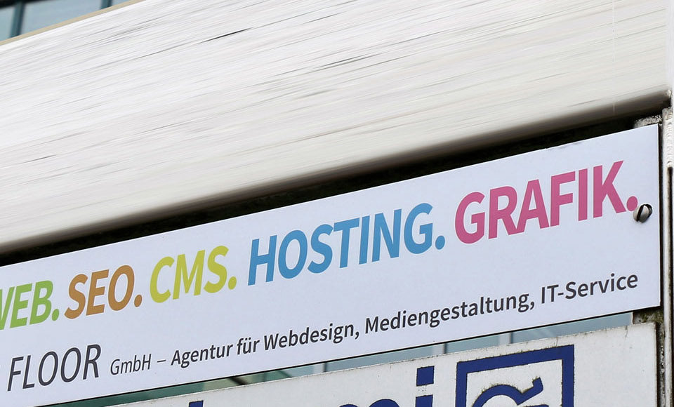 Agentur für Online Marketing, Web-, Grafik-, Printdesign und Hosting