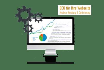 Suchmaschinenoptimierung für Ihre Webseite